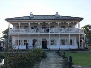 グラバー園 第2ドックハウス