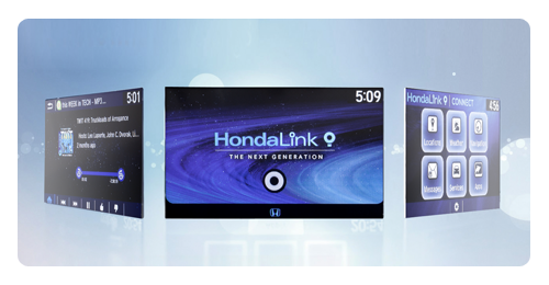 Honda Link  : New Driving Life with Big Data, AI and love for any cars.