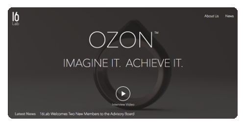OZON – 16Lab : OZON, an interface for NEXT GENERATION.